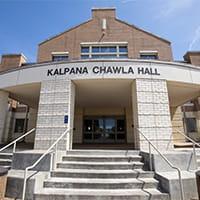 KC hall entrance