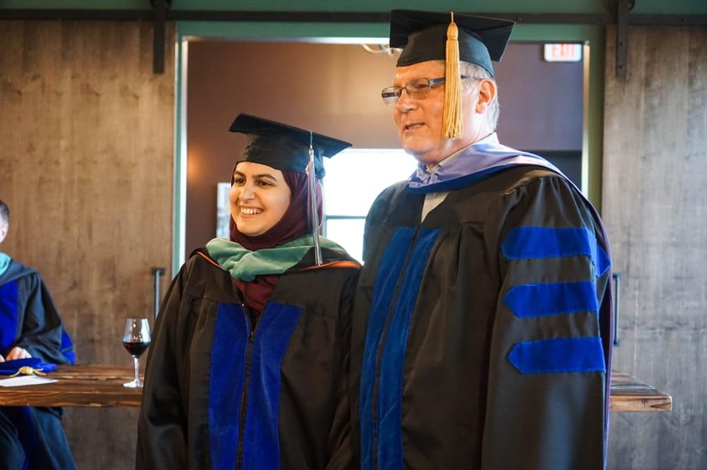uta cappa graduates