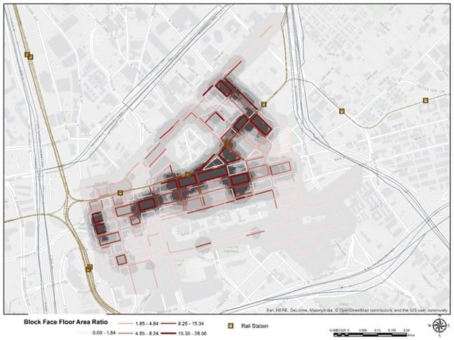 Measures of Urban Walkability