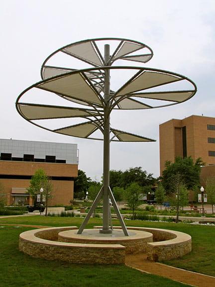 public art on campus