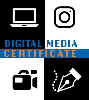 digital-media-certificate icons
