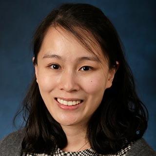 Monica Zhan Headshot
