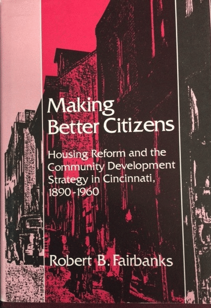 Making Better Citizens book cover