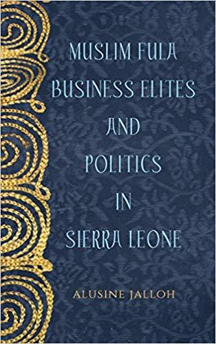 Muslim Fula Business Elites book cover