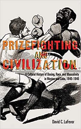 Cover of Prizefighting and Civilization