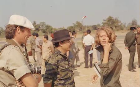 Old photo of Elizabeth Becker