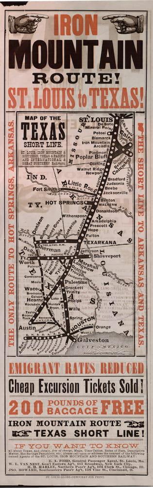 St. Louis Iron Mountain Southern Railway
