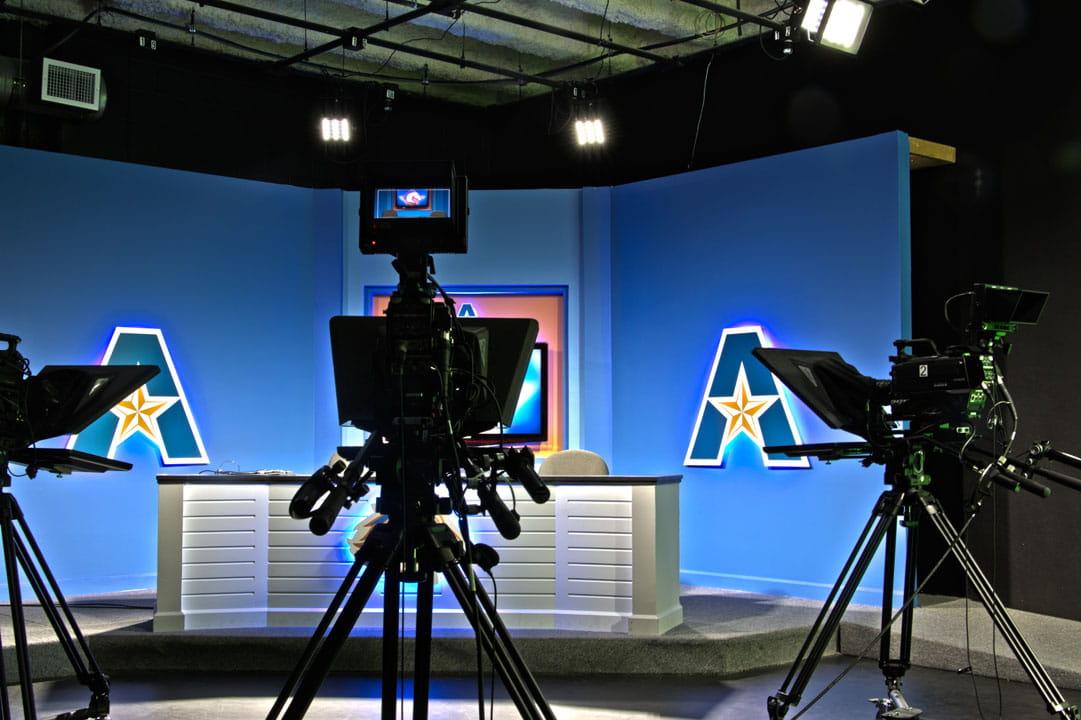 UTA News Facility