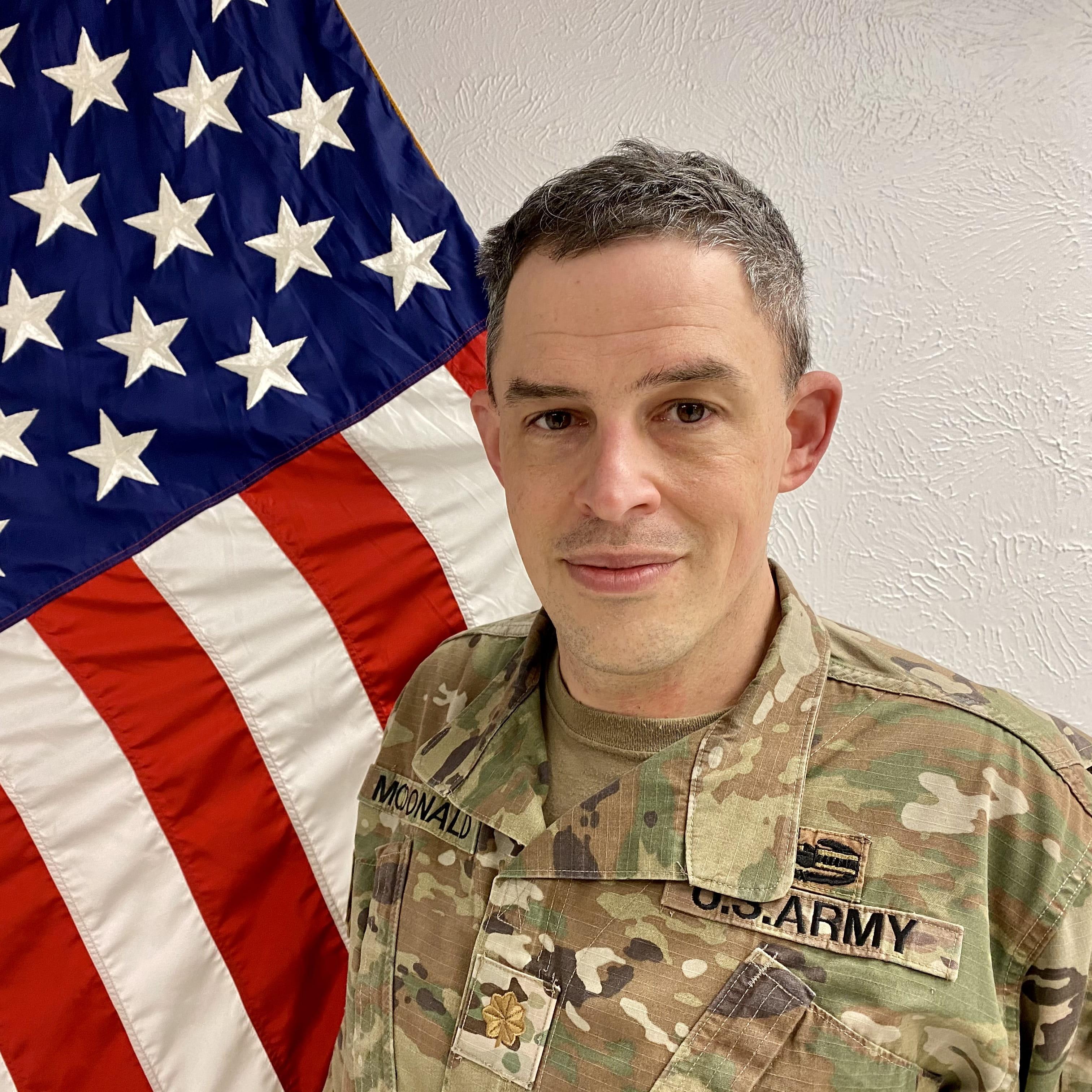 Major Ryan McDonald