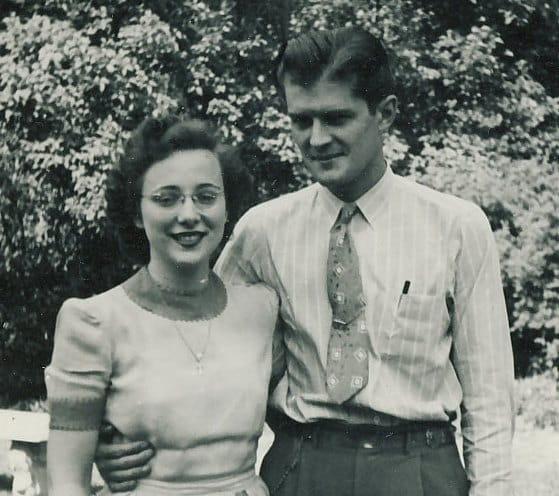 A 1940 image of JeanWilliams