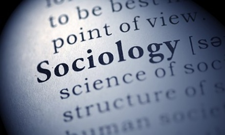 Sociology word highlight
