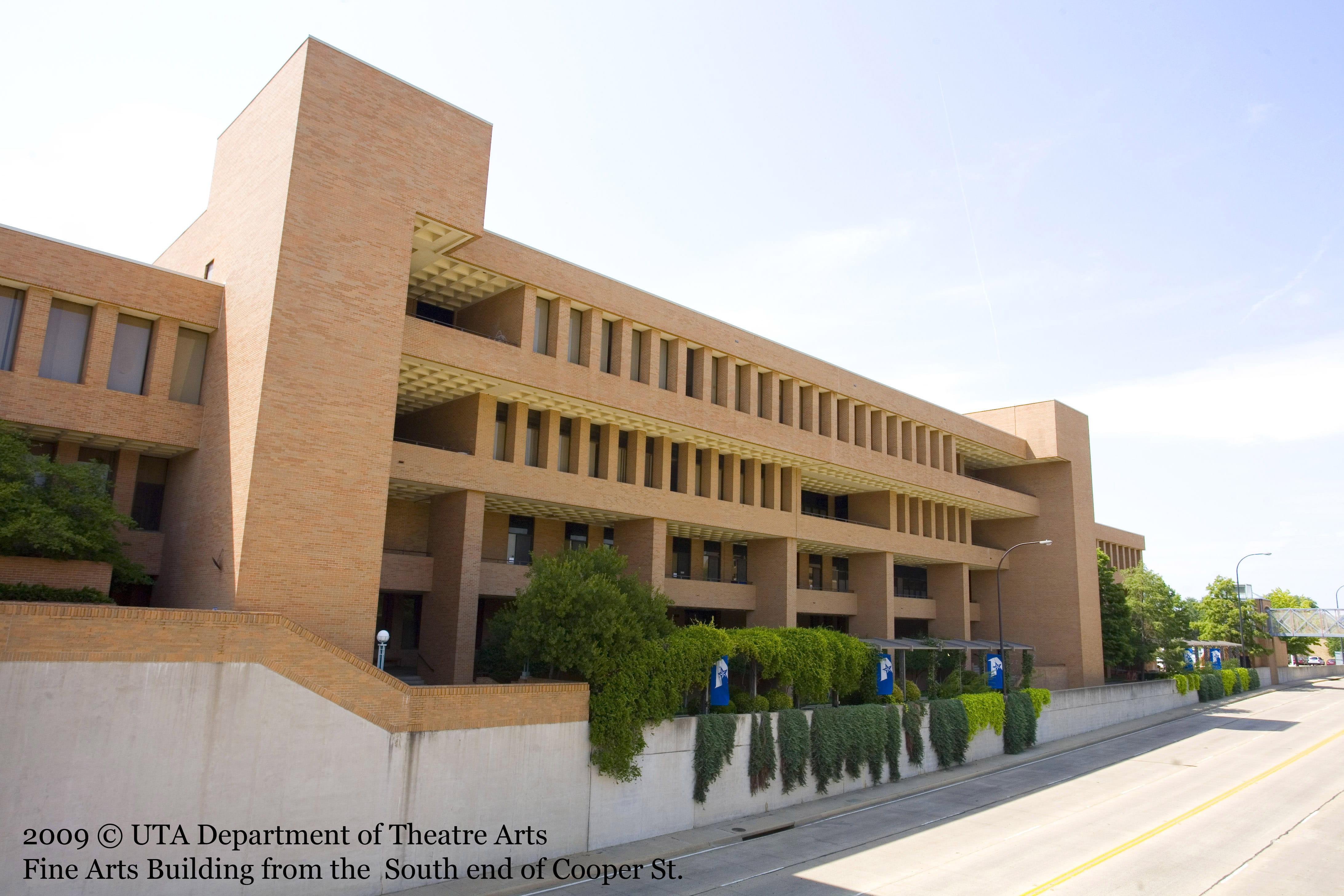 Arts building
