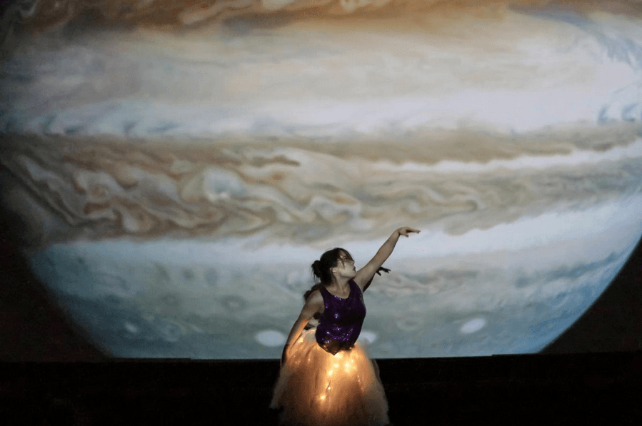 Planetarium to host out of this world dance production