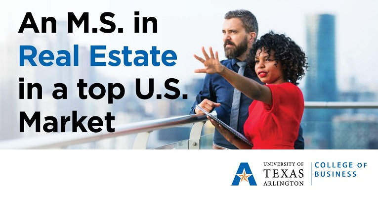 Uta Fall 2022 Calendar.M S Real Estate College Of Business The University Of Texas At Arlington