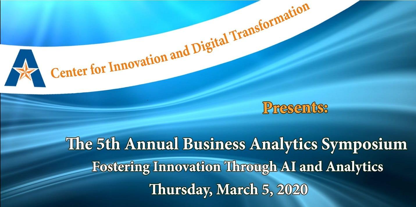 5th annual analytics symposium