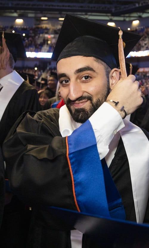 Graduation Icon MSIS