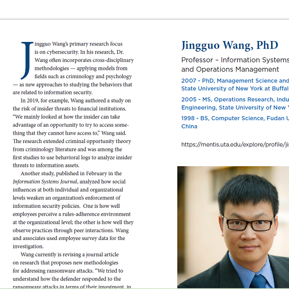 Jing Wang Profile Icon