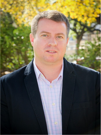 Dr. Matthew Brothers, Associate Professor and Associate Chair, Exercise Science in the Department of Kinesiology