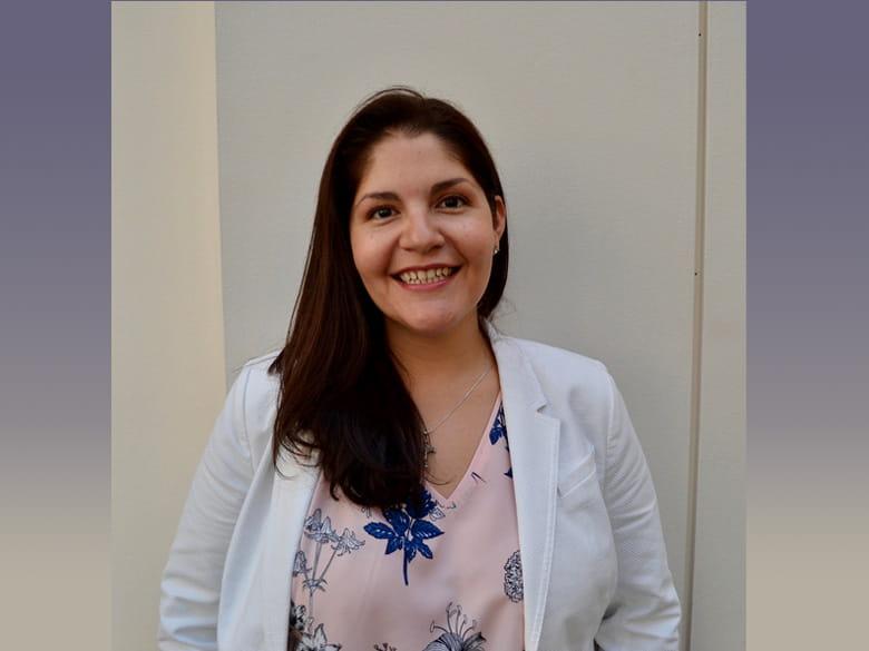 portrait of Esperanza Sanchez