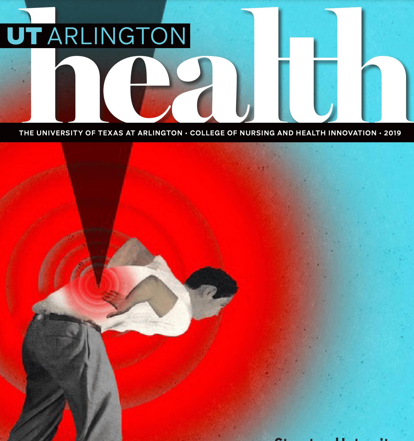2019 Health Magazine cover
