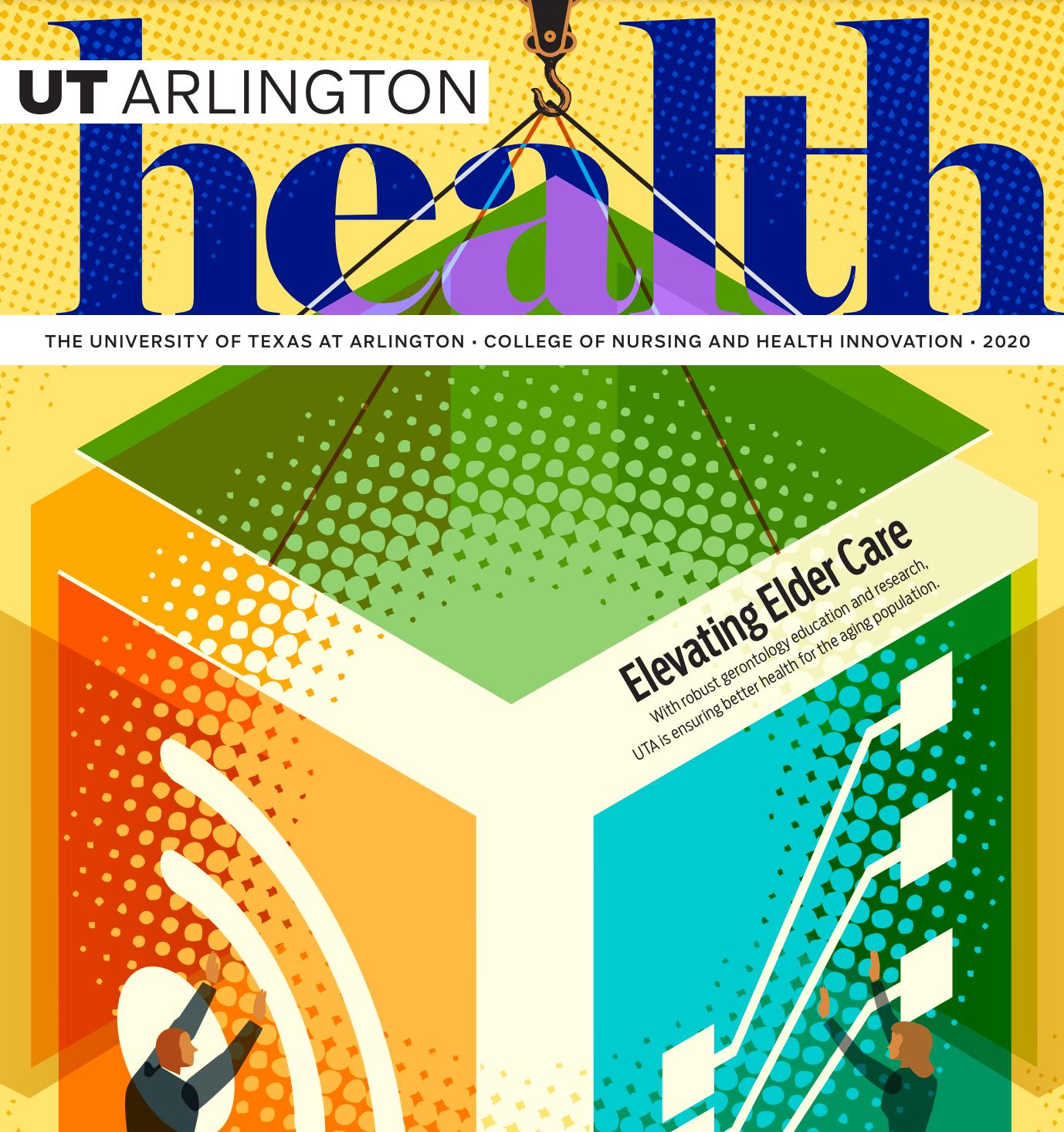 Health Magazine 2020 cover