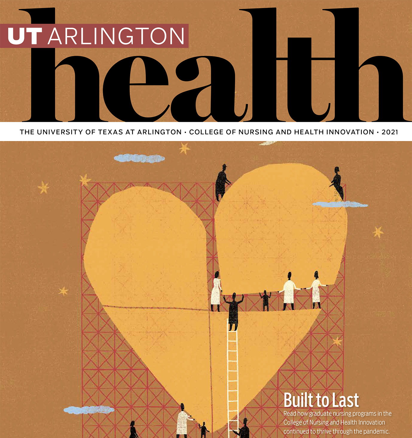 UTA Health Magazine 2021