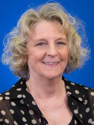Portrait of faculty emeriti Cheryl Anderson