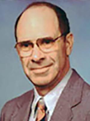 Portrait of faculty emeriti Eugene Anderson