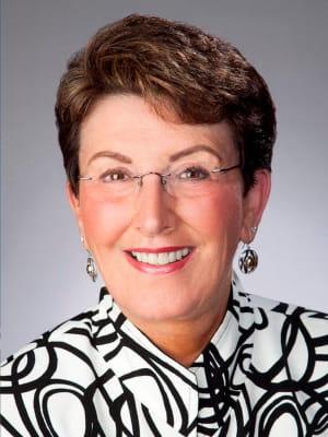 Portrait of faculty emeriti Judy LeFlore