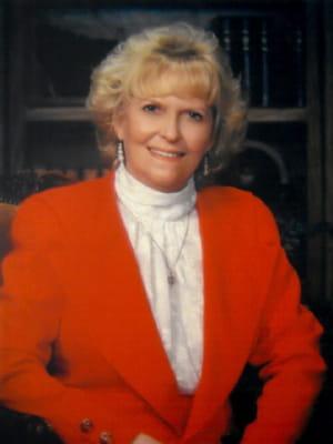 Portrait of faculty emeriti Dean Myrna Pickard