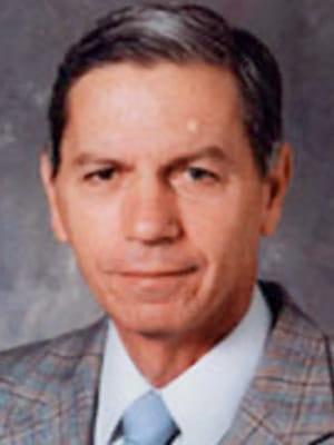Portrait of faculty emeriti Elba Stafford