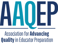 AAQEP, Association for Advancing Quality in Educator Preparation logo