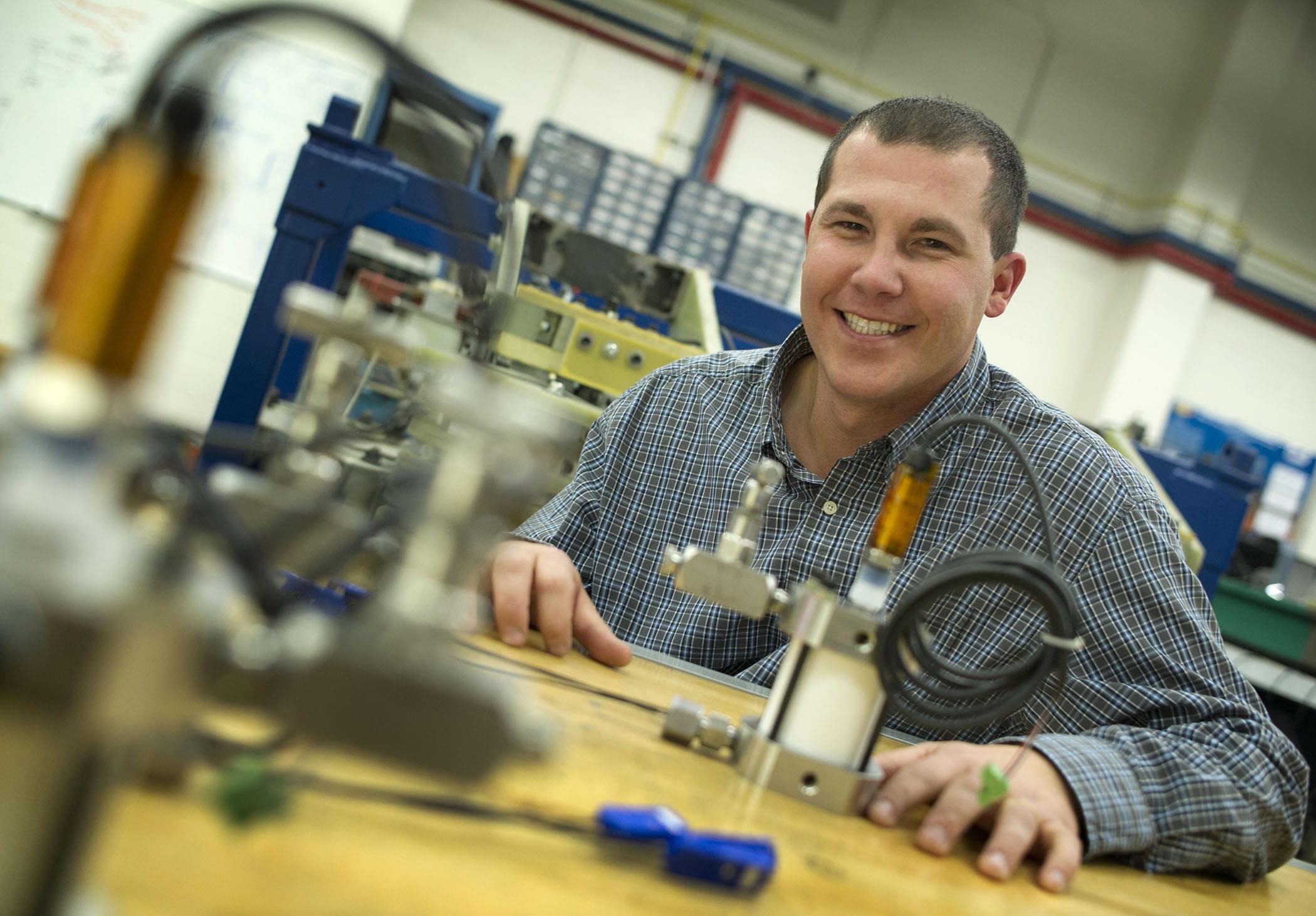 Dr. Devid Wetz, Ph.D., Electrical Engineering