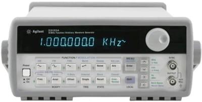 Agilent 33120A Signal Generator User Guide