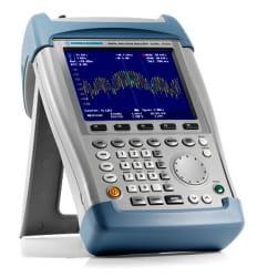 Rohde and Schwarz FSH6 Spectrum Analyzer