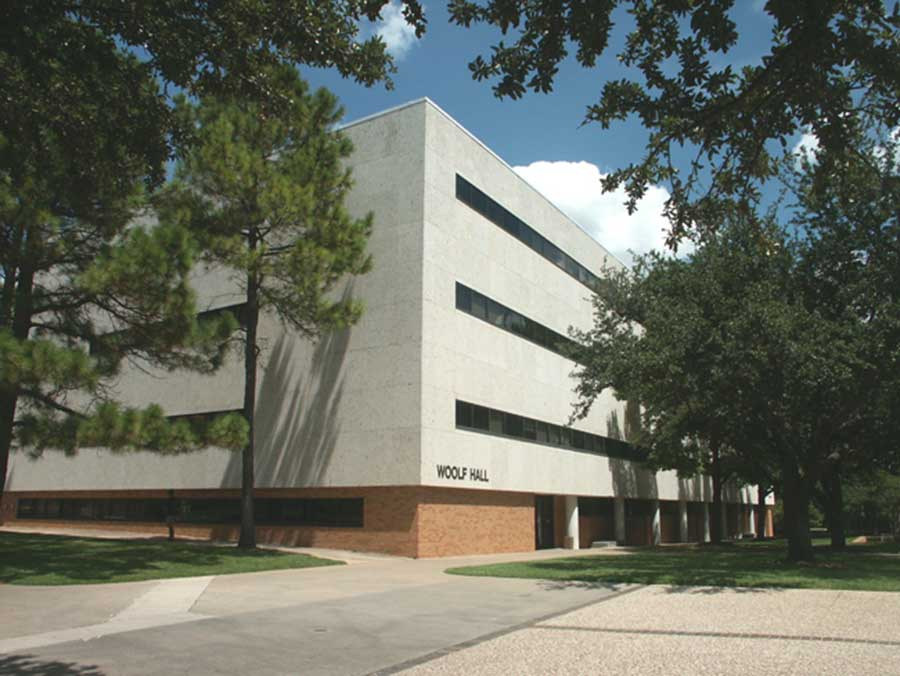 Woolf Hall
