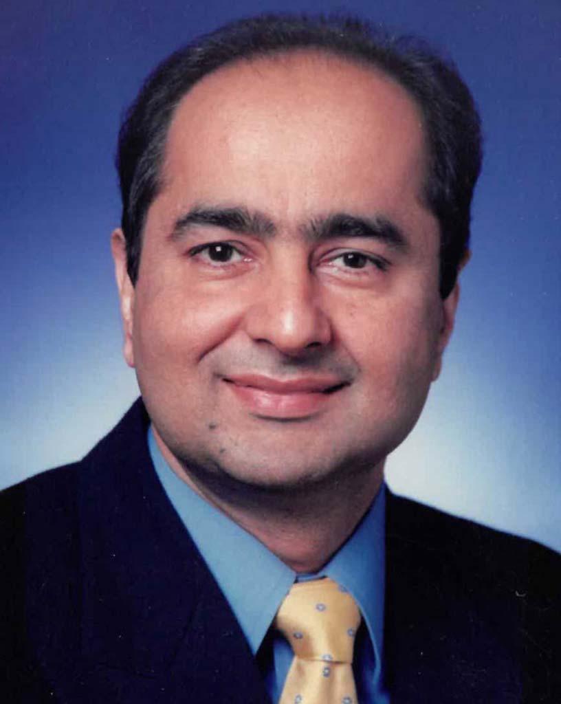 Ishfaq Ahmad, PH.D.