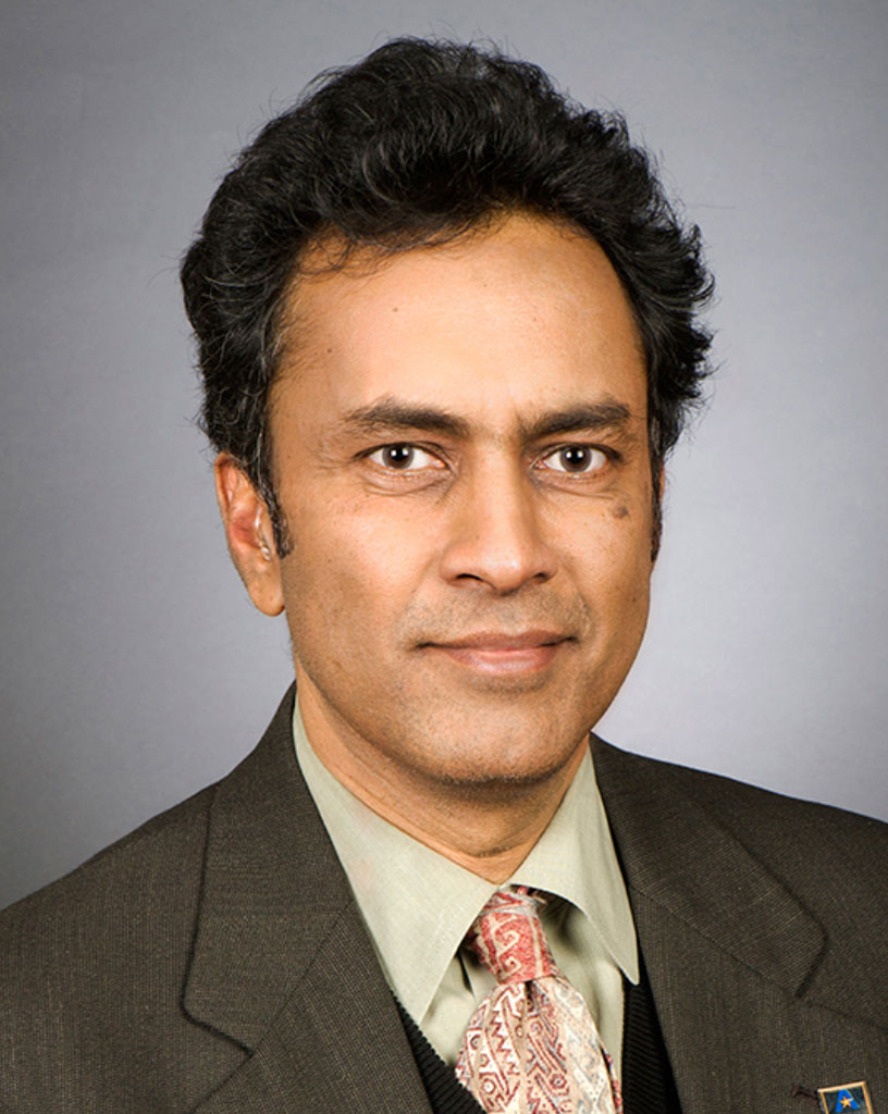 Pranesh Aswath, Ph.D., Materials Science and Engineering and Mechanical and Aerospace Engineering