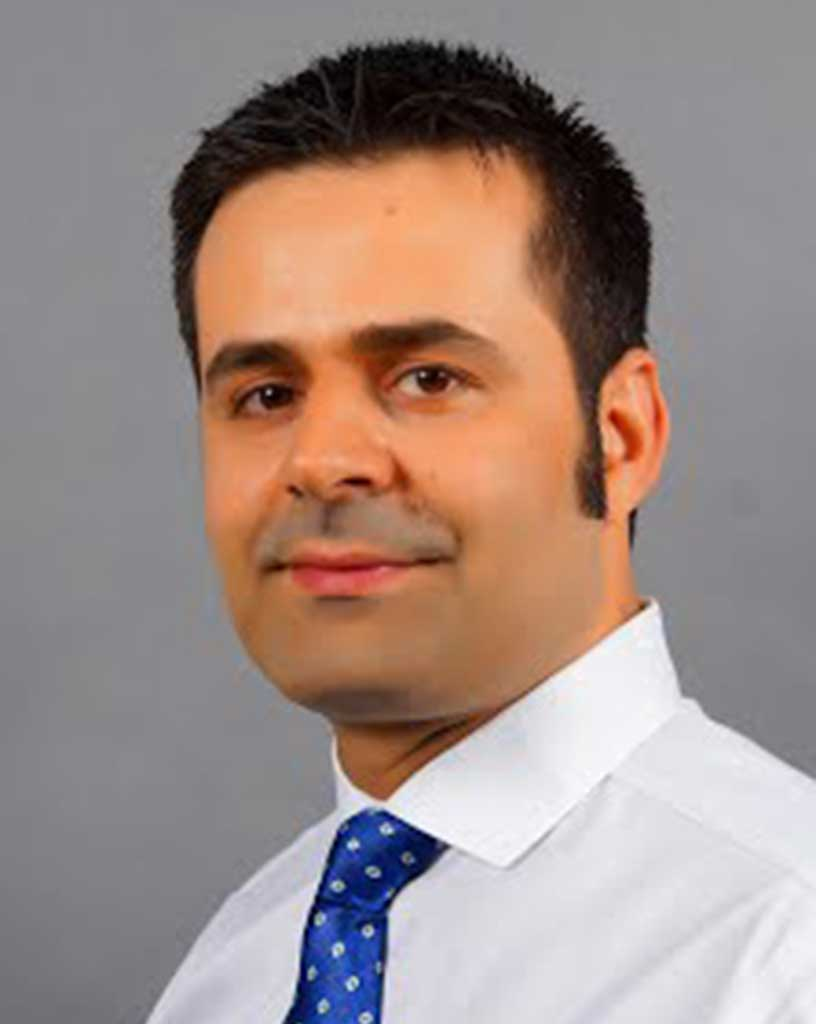 Ali Davoudi, Ph.D., Electrical Engineering