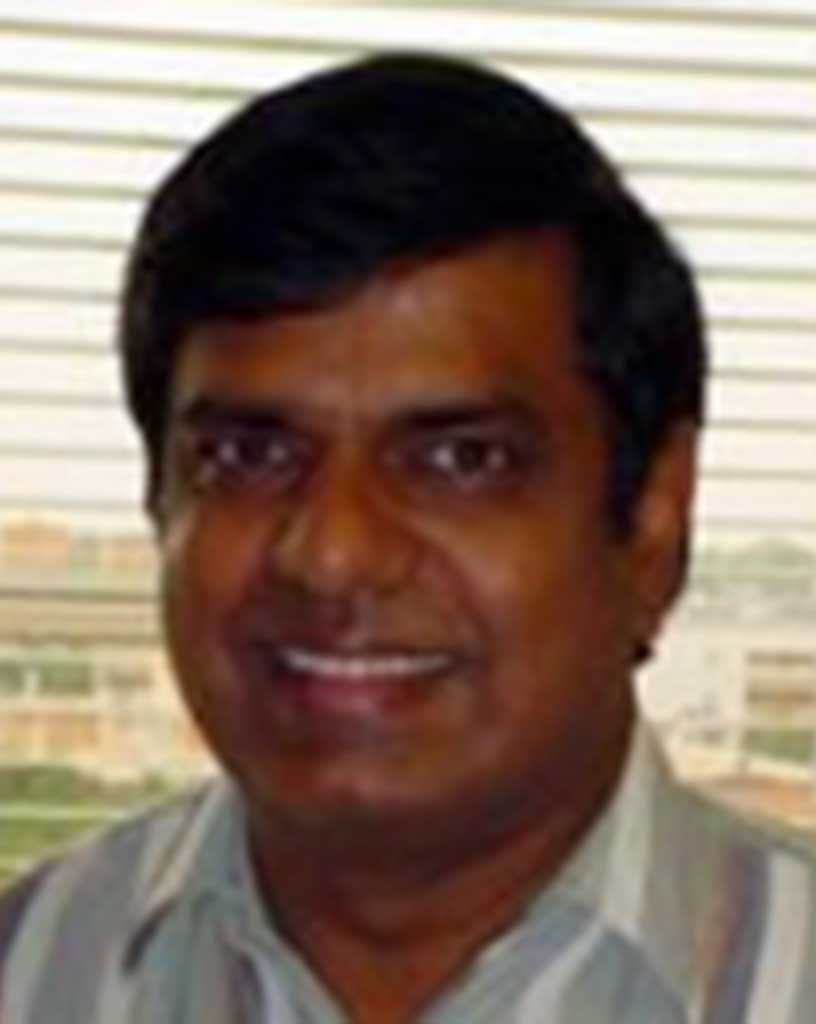 Venkat Devarajan, Ph.D., Electrical Engineering