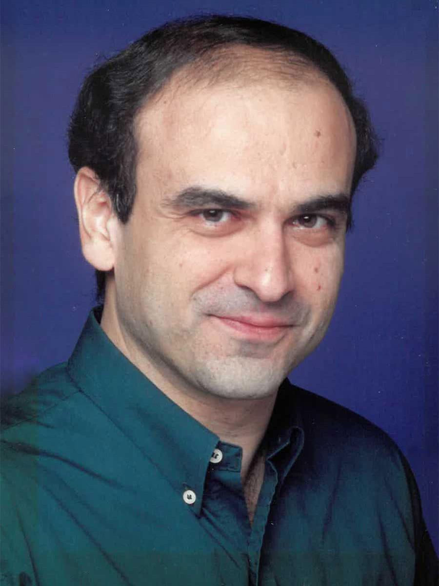 Leonidas Fegaras, PH.D.
