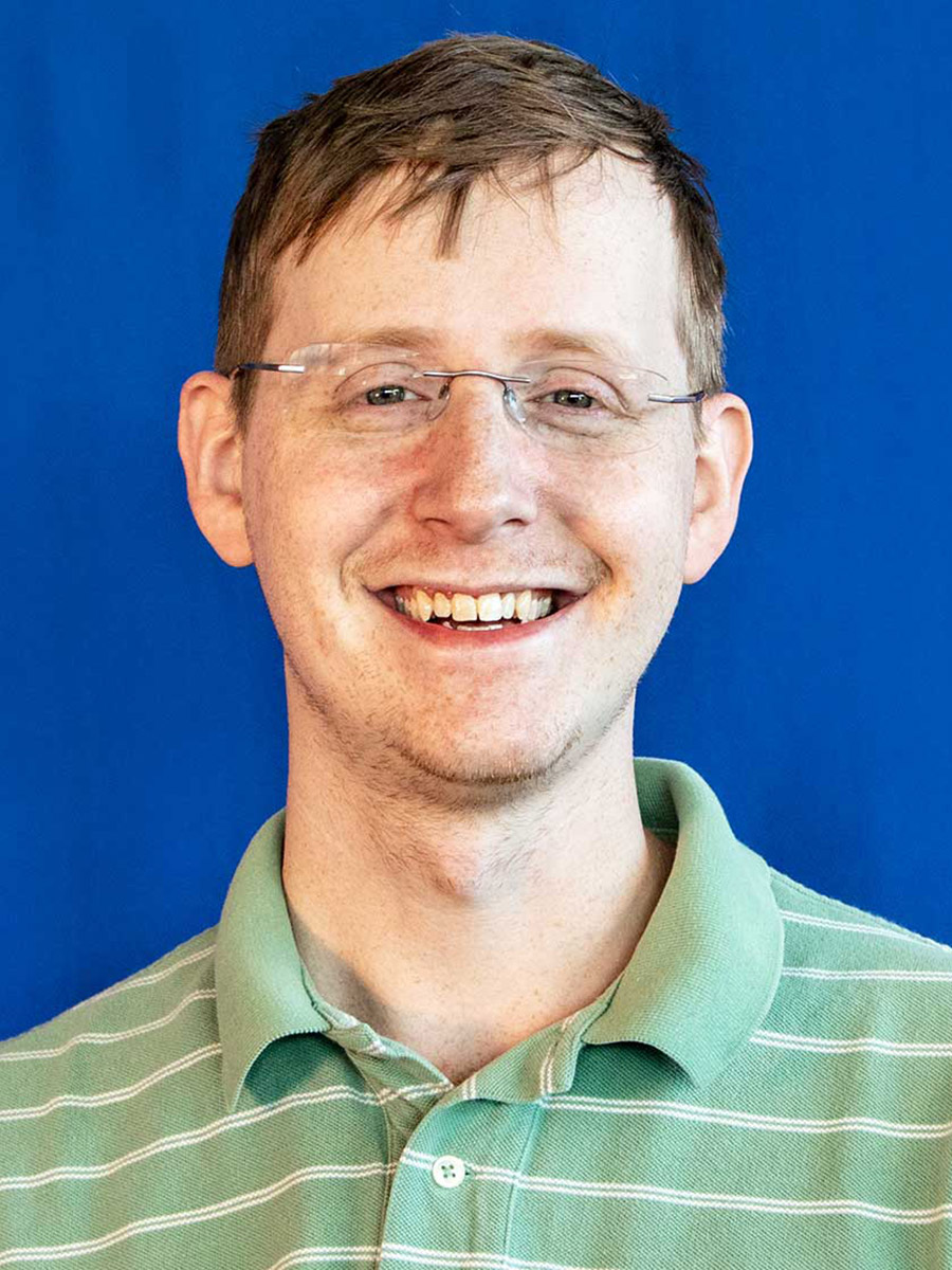 Shawn Gieser, Ph.D., Computer Science and Engineering