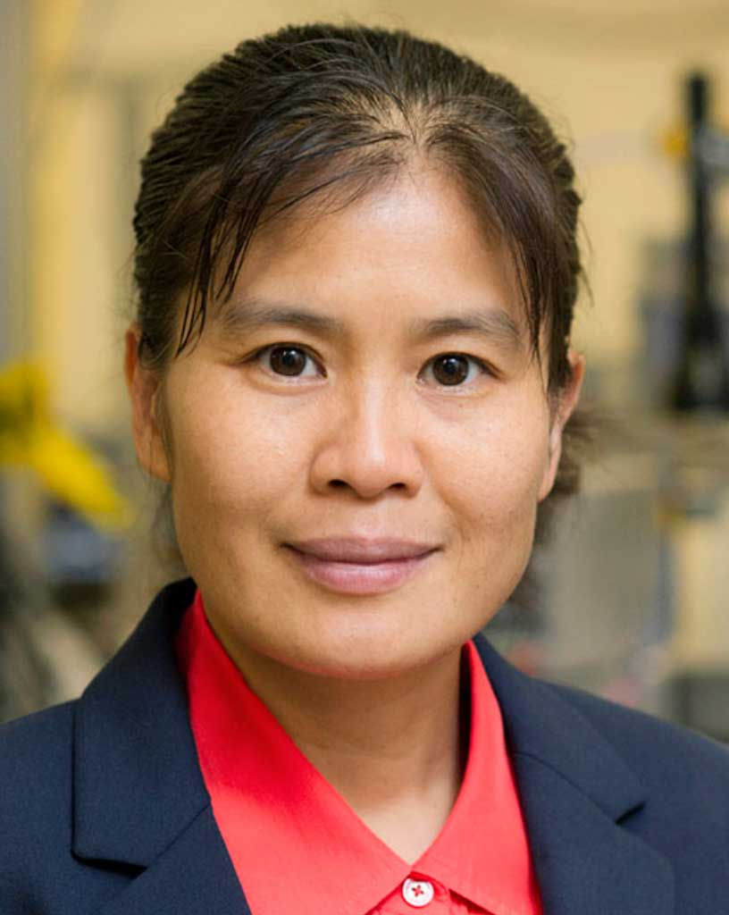 Haiying Huang, Ph.D., Mechanical and Aerospace Engineering