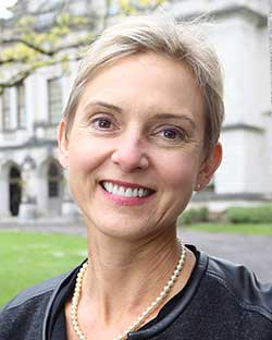 Dr. Diana Huffaker, Ph.D., Department of Electrical Engineering