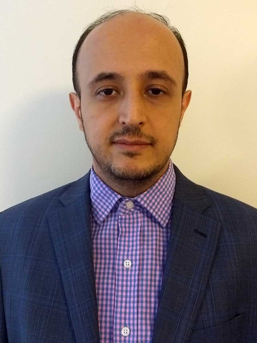Mohammad Jahanbakht, Industrial, Manufacturing, and Systems Engineering