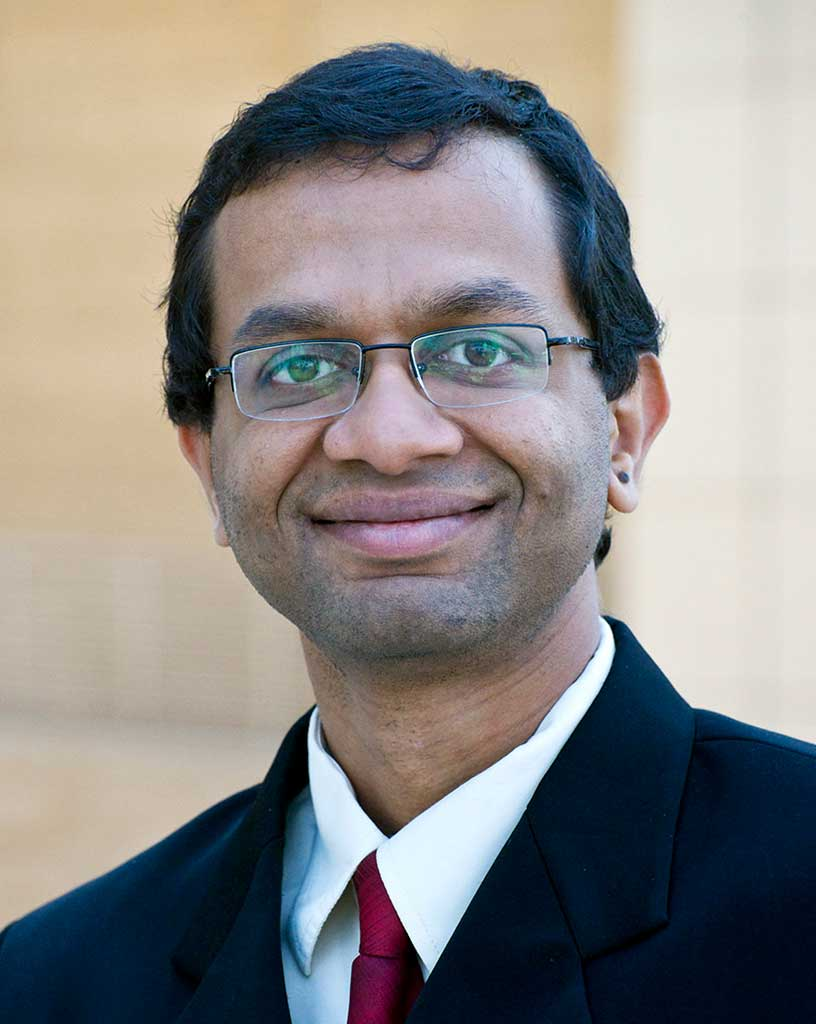 Ankur Jain, Ph.D., Mechanical and Aerospace Engineering