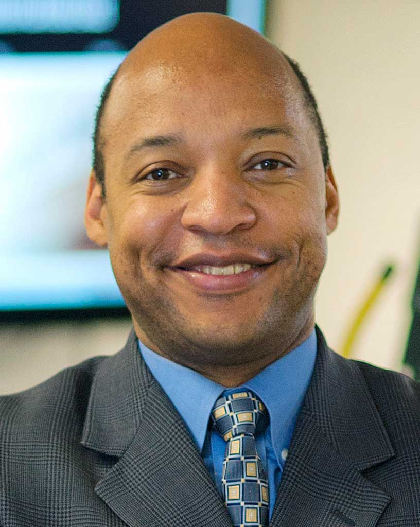 Erick C. Jones, Ph.D., Industrial, Manufacturing and Systems Engineering