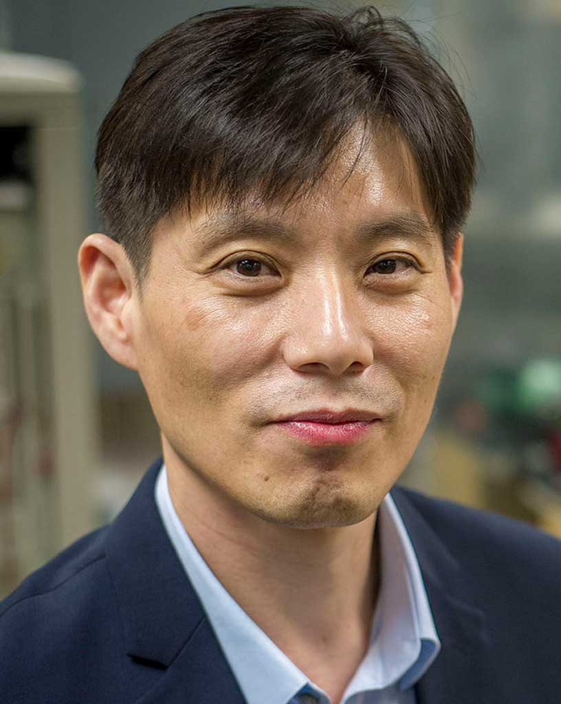 Sungyong Jung, Ph.D., Electrical Engineering