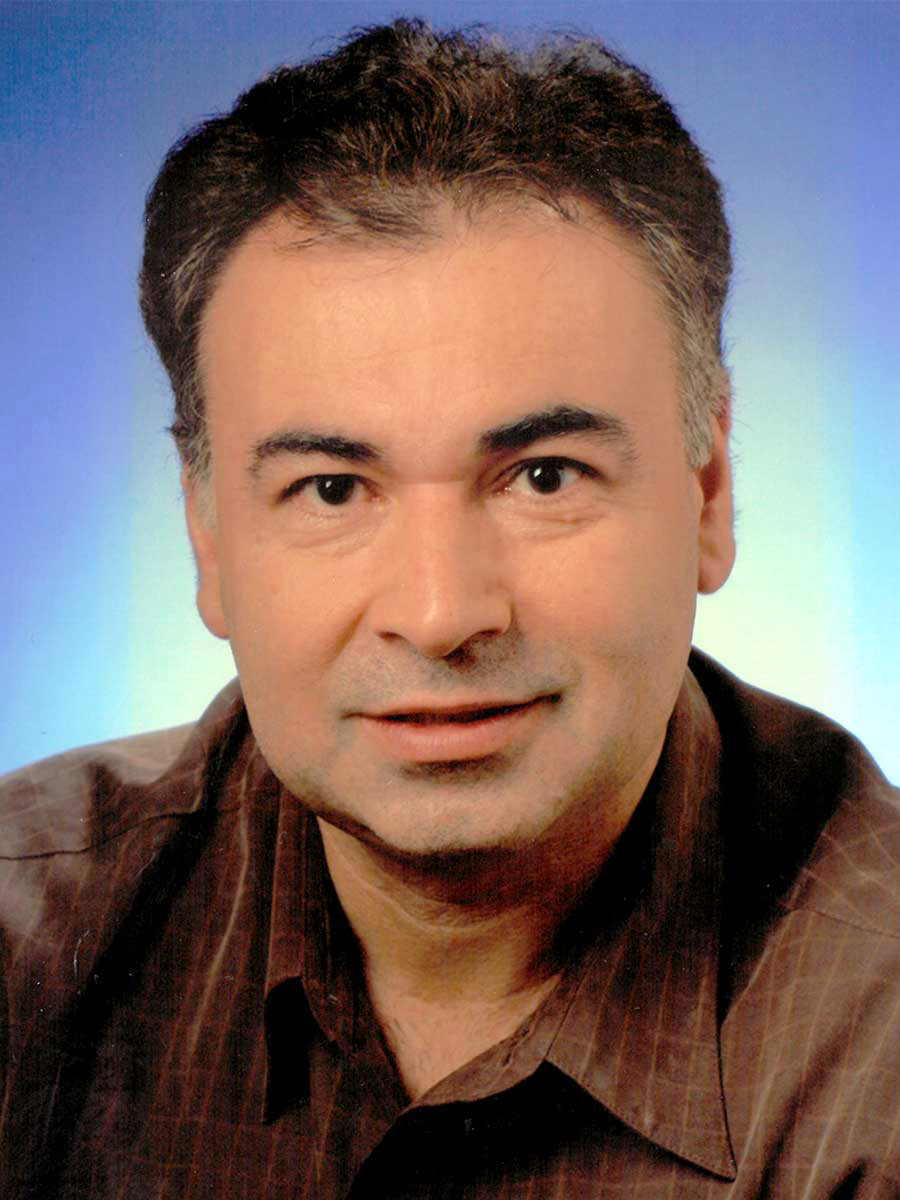 Bahram Khalili, Ph.D., Computer Science and Engineering
