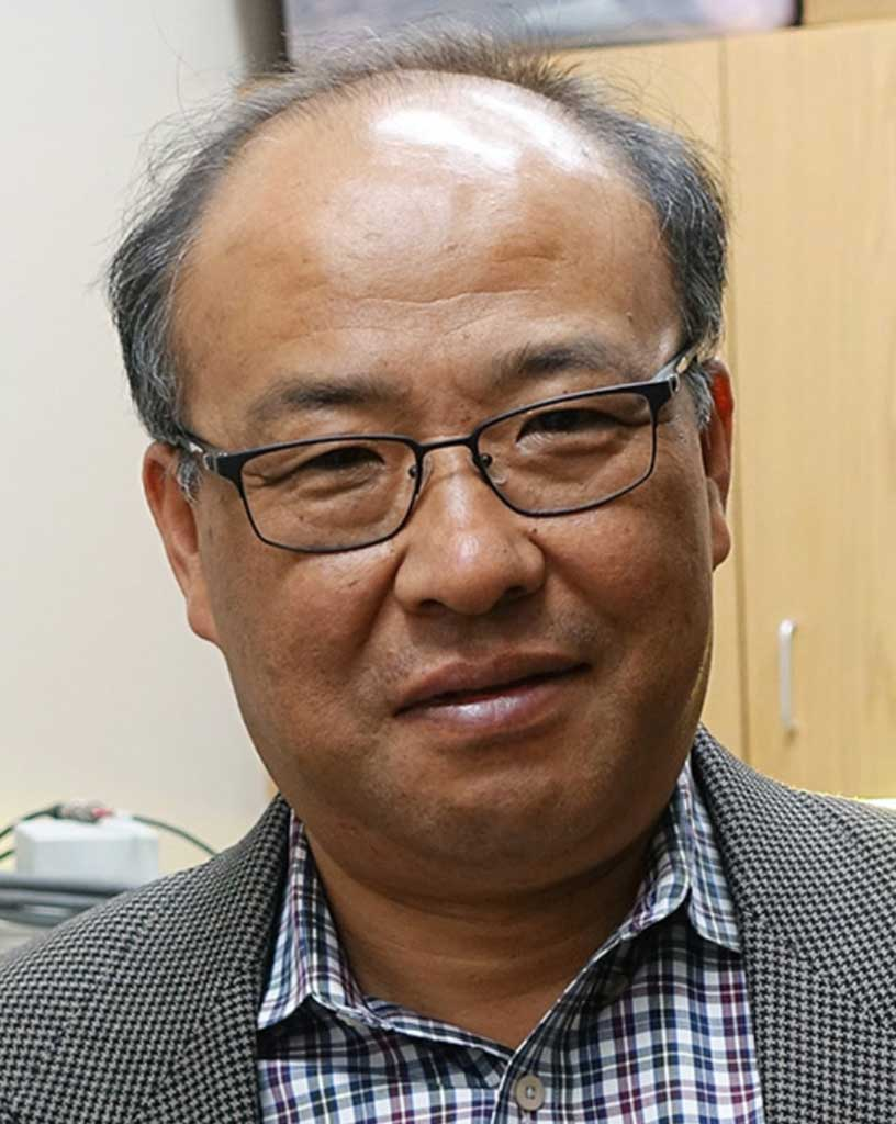 Choong-un Kim, Ph.D., Materials Science and Engineering
